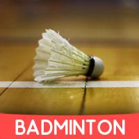 Cours Badminton enfants