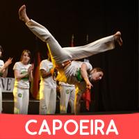 Cours Capoeira