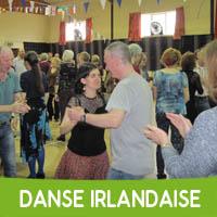 Cours Danse Irlandaise set dancing