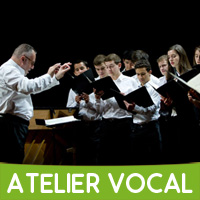 Cours Atelier vocal