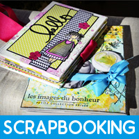 Stage Scrapbooking