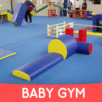 Cours Baby gym