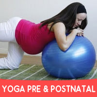 Yoga prenatal & postnatal