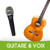 Guitare & voix enfant