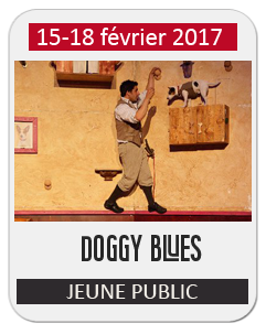 Spectacle Jeune Public – Doggy Blues