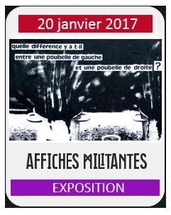 Exposition Affiches Militantes