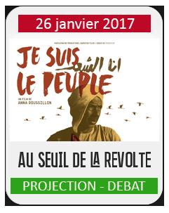 Projection-débat : Au seuil de la révolte