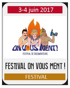 Festival «On vous ment !»