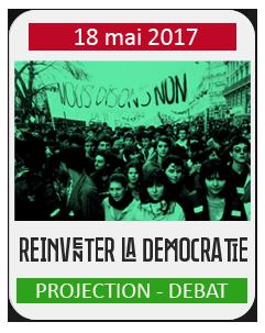 Projection-débat : Réinventer la démocratie