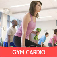 Gym Cardio & Etirements