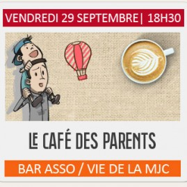Le café des parents #1