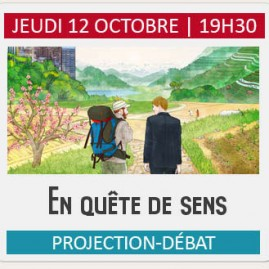 "Projection-débat ""EN QUETE DE SENS"""