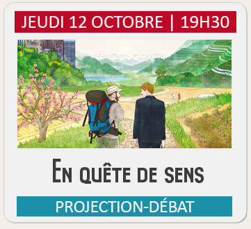 Projection-débat « EN QUETE DE SENS »