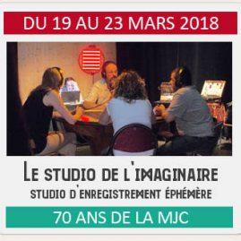 Les veilleurs – Studio d'enregistrement