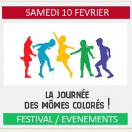 LA JOURNÉE DES MÔMES COLORÉS !