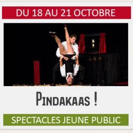 Spectacle Jeune Public «PINDAKAAS»
