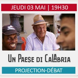 "Projection-débat ""UN PAESE DI CALABRIA"""