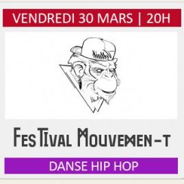 FESTIVAL MOUVEMEN-T «Pose ton décor»