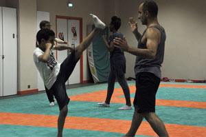 KICK BOXING ENFANTS