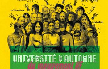 UNIVERSITÉ D'AUTOMNE H/F