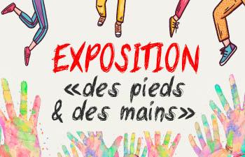 """""""DES PIEDS & DES MAINS"""""""