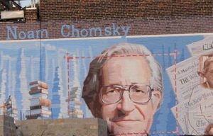 Photo CHOMSKY & COMPAGNIE