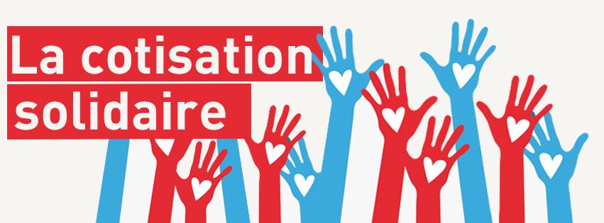La cotisation solidaire